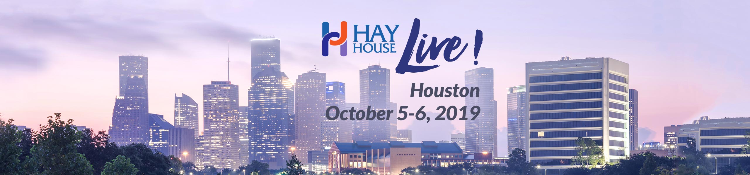 Hay House Live! Houston 2019 - Rebecca Cambell