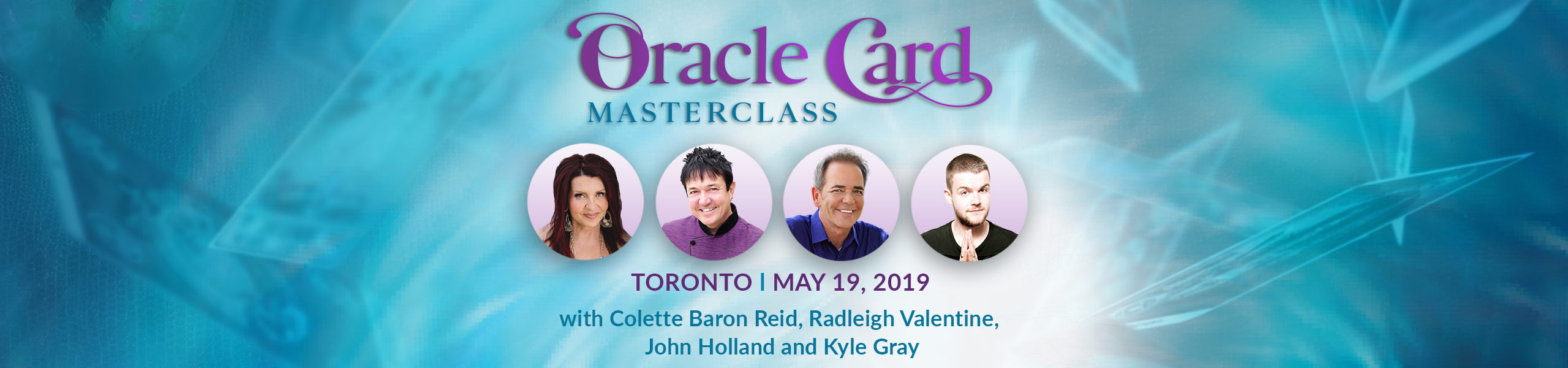 Oracle Card Masterclass 2019