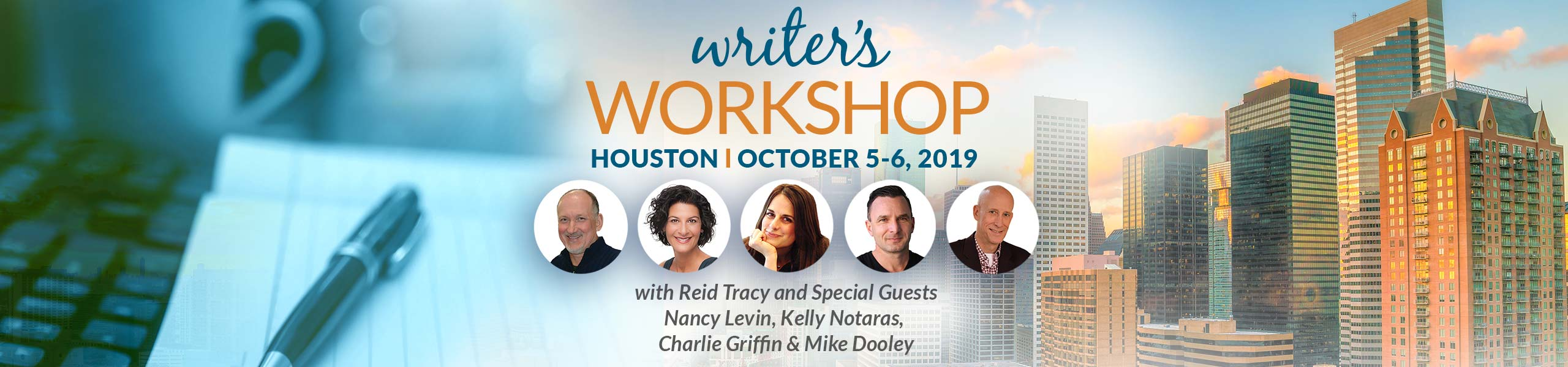 Writer's Workshop - Houston