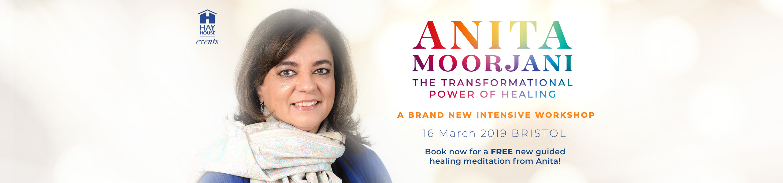 Healing Through the Power of Transformation with Anita Moorjani (Premier)