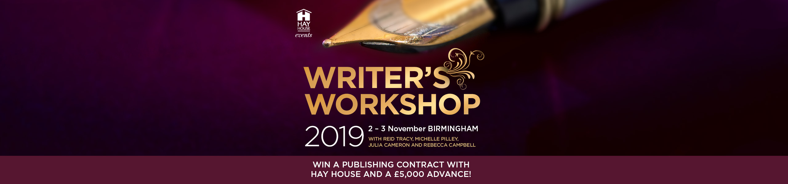 Writer's Workshop 2019 Birmingham