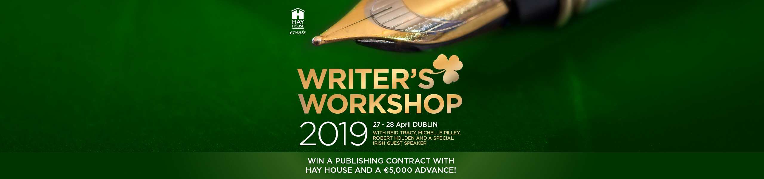 Writer's Workshop 2019 Dublin